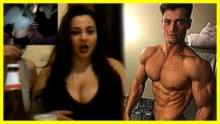 CONNOR MURPHY | AESTHETICS on CHATROULETTE #3 | HOT GIRLS REACTIONS (Fitness Motivation)