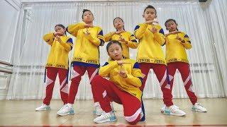 HIP HOP DANCE CHOREOGRAPHY HIP HOP KIDS DANCE VIDEO DANCE INDONESIA