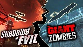 getlinkyoutube.com-Black Ops 3 Zombies - THE GIANT/ SHADOWS OF EVIL EASTER EGG - MOTD Plane Easter Egg! (BO3 Zombies)