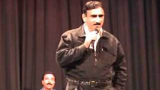 getlinkyoutube.com-Mujahid Akhtar Chak introduces Nisaar Butt pakistani artist