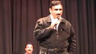 getlinkyoutube.com-Mujahid Akhtar Chak introduces Nisaar Butt pakistani artist