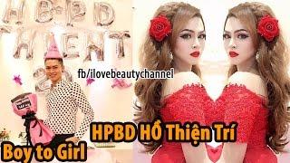 getlinkyoutube.com-Best Makeup Transformation | BOY TO GLAMOUR GIRL