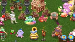getlinkyoutube.com-My Singing Monsters Dawn Of Fire (Update): Christmas , Shellbeat, Repatillo