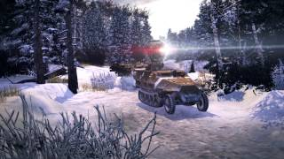 Company of Heroes 2 - Oberkommando West Trailer
