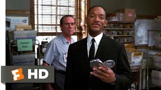 Men in Black II - Post Office Aliens Scene (3/10)   Movieclips