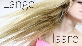 getlinkyoutube.com-Lange, gesunde Haare bekommen - Einfacher Trick - DIY