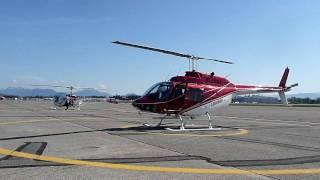 getlinkyoutube.com-Bell 206 Jetranger Perfect Start
