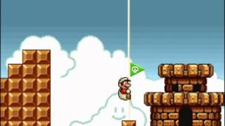 AGK's Dad Plays Super Mario Flash