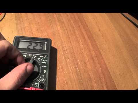 Электрооборудование - Проверка датчика температуры охлаждающей жидкости