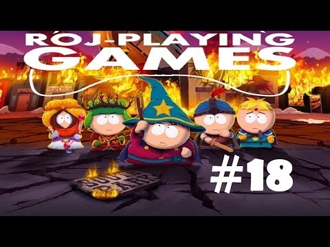 South Park: Kijek Prawdy #18 Do dupy to wszystko (Roj-Playing Games!)
