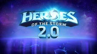 Heroes of the Storm - Progression 2.0 Spotlight