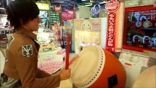 getlinkyoutube.com-Shingeki no Arcade [Eren and Levi short]