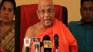 No future for this govt. if they attack monks - Ananda Thero
