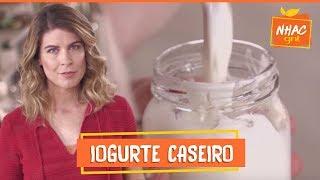 Receita de Iogurte Caseiro | Rita Lobo