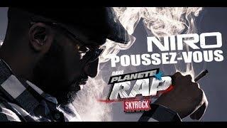 Niro - Poussez vous (live Planète Rap)