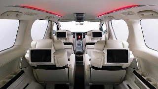 getlinkyoutube.com-2016 Toyota Alphard Interior