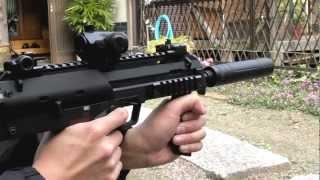 Tokyo Marui MP7A1 GBB part2 東京マルイ