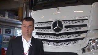 Mercedes Benz VI accompagne les jeunes du GARAC jusqu'à l'emploi
