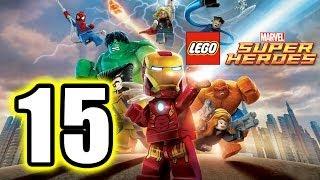 getlinkyoutube.com-LEGO Marvel Super Heroes Walkthrough PART 15 [PS3] Lets Play Gameplay TRUE-HD QUALITY