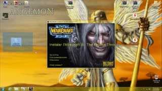 getlinkyoutube.com-Descargar e Instalar Warcraft III Reign of Chaos + Expansion TFT + Parche 1.26a (full)