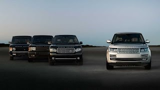 getlinkyoutube.com-Range Rover – The Evolution of the World's Most Luxurious SUV