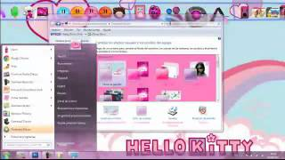 getlinkyoutube.com-3 Formas de personalizar el escritorio (windows 7)