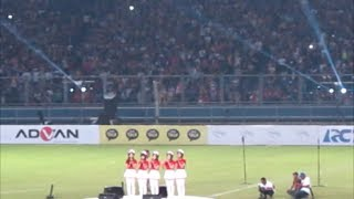crayon pop - uh-ee (live at asian dream cup 2014 in jakarta)