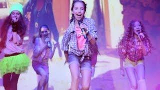getlinkyoutube.com-Open Kids - Show Girls Live (HD) at 2013 Open Art Studio Birthday Party