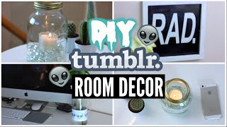 getlinkyoutube.com-DIY Tumblr Room Decor 2015!