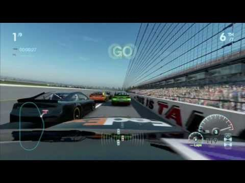 NASCAR the game Inside Line Online race @Talladega #183