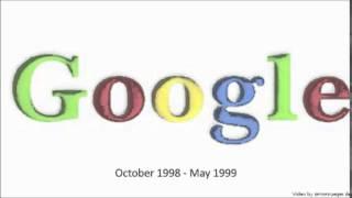 getlinkyoutube.com-【ロゴ】google ロゴ変遷の歴史