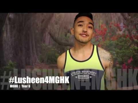 Mr Gay Hong Kong   Year 6: Finalist Lusheen Beaumont says