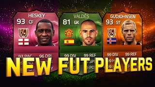 getlinkyoutube.com-FIFA 15 - NEW PLAYERS!