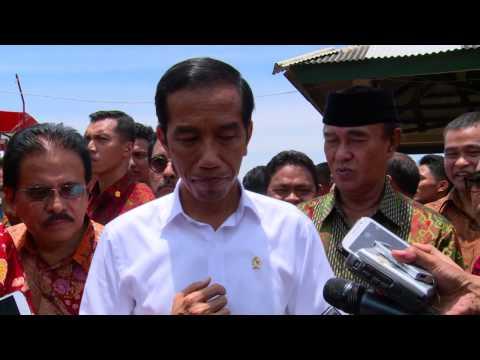 Presiden Jokowi Tegaskan Penarikan Duta Besar Indonesia Untuk Brazil - NET16