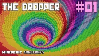 getlinkyoutube.com-MINECRAFT: THE DROPPER EP.1 | CAIDA LIBRE [MINISERIE]
