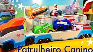 getlinkyoutube.com-Patrulha Canina em Português - O Patrulheiro Canino de brinquedo