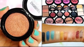 City Color Cosmetics | AFFORDABLE Makeup