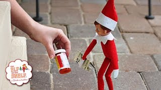 Worst Elf On The Shelf Ideas Ever!