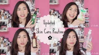 Updated Skin Care Routine - Abel Cantika