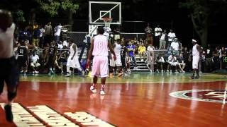 Kyrie Irving, Tyreke Evans, and Chris Smith Play at Rucker Park