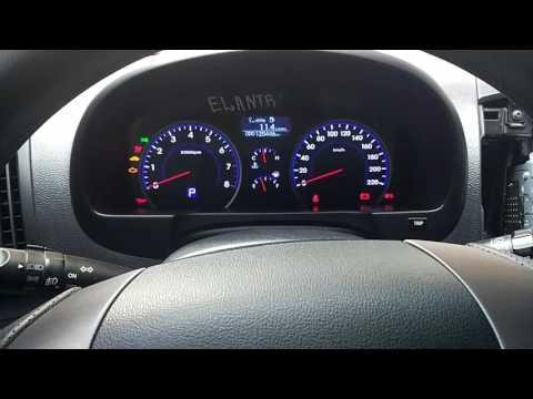 Hyundai Elantra hd (j4) ресталинговая приборная панель 2010 г.в