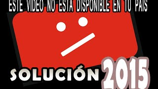 getlinkyoutube.com-Ver Videos Bloqueados por You Tube 2015