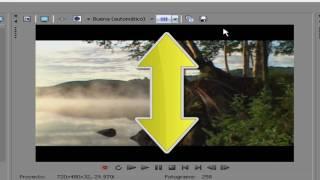 getlinkyoutube.com-Quitar lineas Horizontales y verticales, fondo negro en videos o imagenes en sony vegas