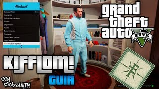 getlinkyoutube.com-Grand Theft Auto V (GTA V) - Kifflom! Logro / Trofeo Guia (Kifflom! Achievement/Trophy)