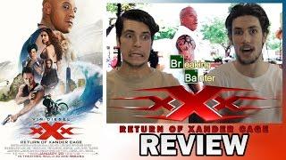 getlinkyoutube.com-xXx: Return Of Xander Cage Review