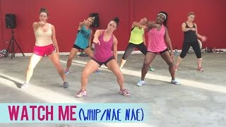 getlinkyoutube.com-Silento - Watch Me (Whip/Nae Nae) | Dance Fitness with Jessica #WatchMeDanceOn