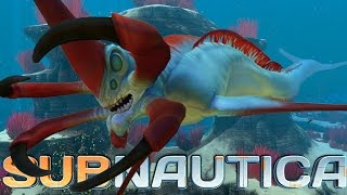 getlinkyoutube.com-Subnautica Gameplay - EATEN ALIVE! Reaper Leviathan Monsters