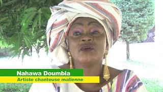 Historique Comment est ce que NAHAWA DOUMBIA a contribué à mettre fin au conflit Mali / Burkina Faso