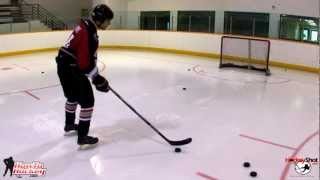 getlinkyoutube.com-How To Take a Snapshot - On Ice Lesson - Howtohockey.com
