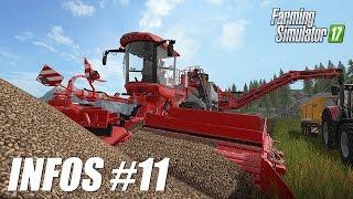 getlinkyoutube.com-[LS17] Landwirtschafts-Simulator 17: Neue Trailer/Videos, FactSheets, Fahrzeuge & viele Infos | #11